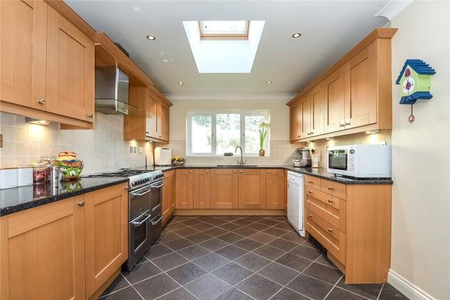 Thumbnail Detached house to rent in Knights Way, Camberley
