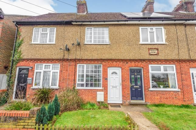 2 bed terraced house for sale in Luton Road, Toddington, Dunstable, Bedfordshire LU5