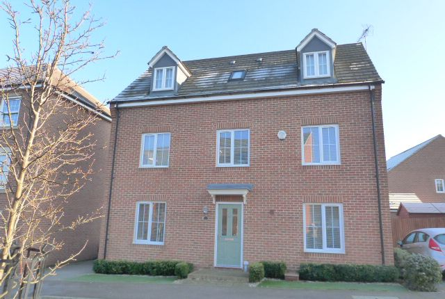 Thumbnail Detached house for sale in Sturdy Lane, Woburn Sands