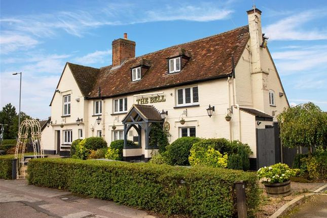 Thumbnail Pub/bar for sale in High Street, Westoning