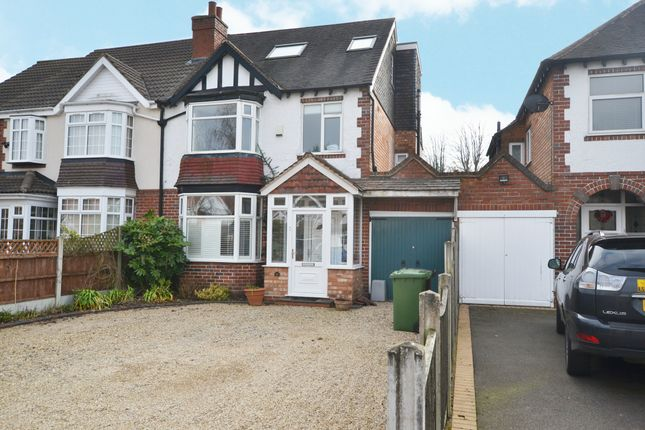 4 bed semi-detached house for sale in Westbourne Road, Solihull B92
