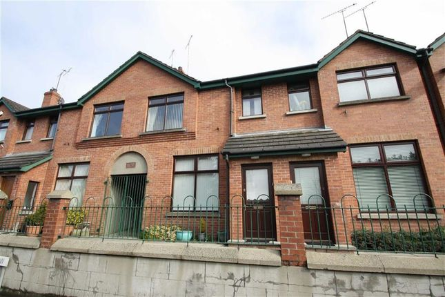 Thumbnail End terrace house to rent in Red Row, Ballynahinch, Down