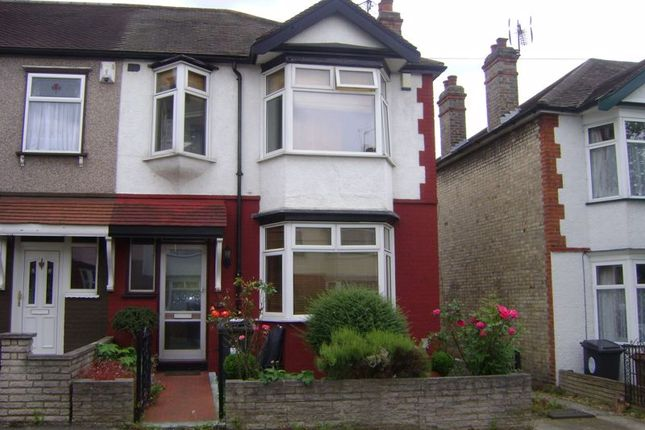 Thumbnail Terraced house to rent in Pentire Road, London
