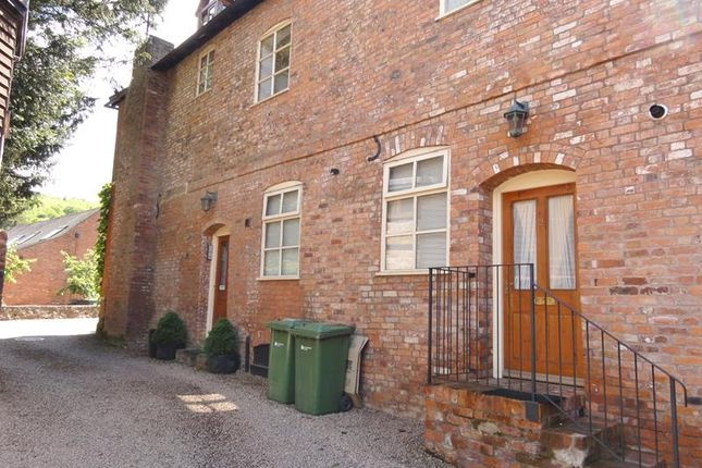 1 bed flat to rent in Worcester Road, Ledbury, Herefordshire HR8