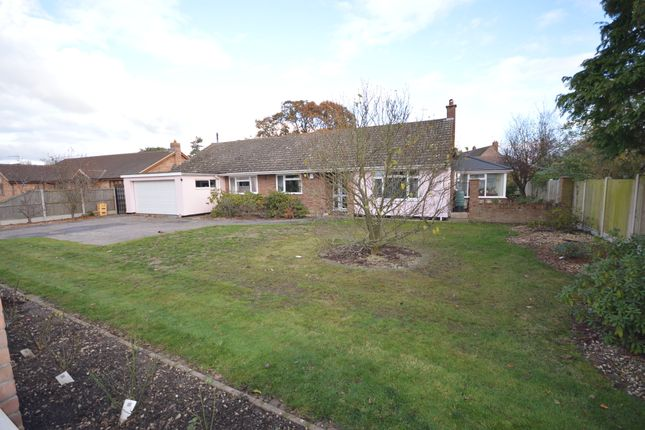 Thumbnail Detached bungalow for sale in Church Road, Alresford, Colchester