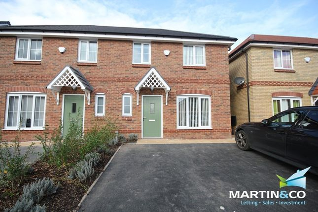Thumbnail Semi-detached house to rent in Mafeking Road, Smethwick