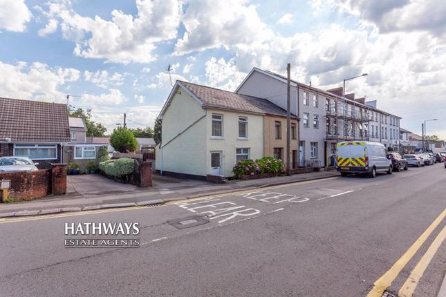 Thumbnail Terraced house for sale in The Highway, New Inn, Pontypool