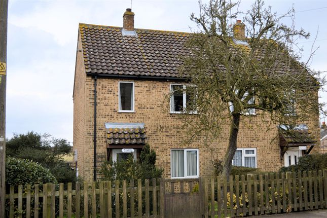 Thumbnail Cottage for sale in Hawthorn Road, Gayton, King's Lynn