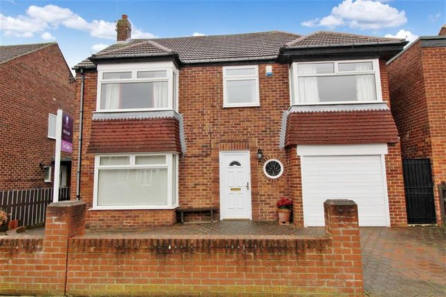 Thumbnail Detached house for sale in Sandringham Drive, Whitley Bay