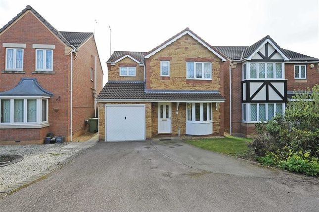 Thumbnail Detached house for sale in Spencelayh Close, Wellingborough