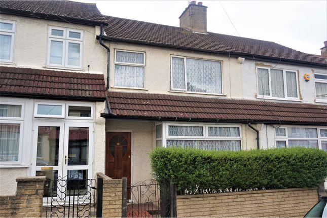 Thumbnail Terraced house for sale in Midhurst Avenue, Croydon