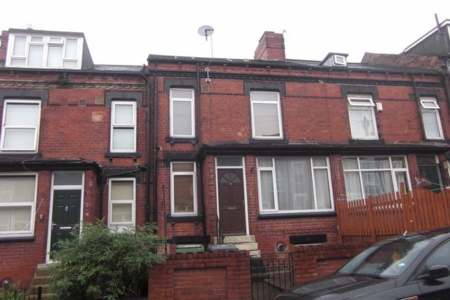 Thumbnail Terraced house to rent in Kitchener Mount, Leeds