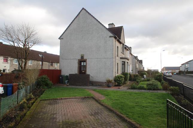 Garden of Glendale Drive, Bishopbriggs, East Dunbartonshire, Glasgow G64
