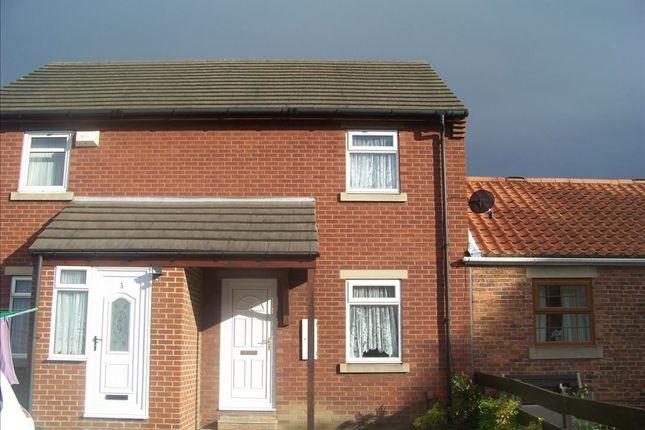 Thumbnail Terraced house to rent in Whitegate Close, Dunston, Gateshead
