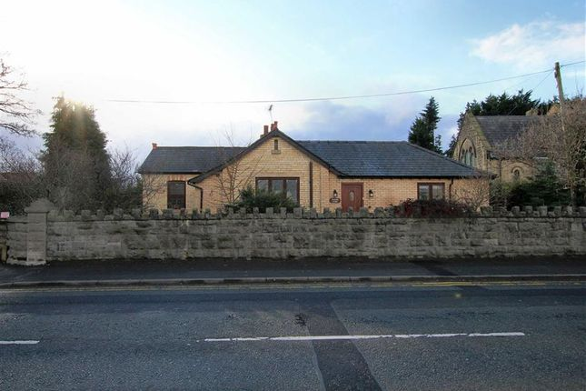 Thumbnail Detached bungalow for sale in Church Hill, Connahs Quay, Deeside
