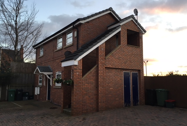 Thumbnail Flat to rent in Franklin Mews, Northwich