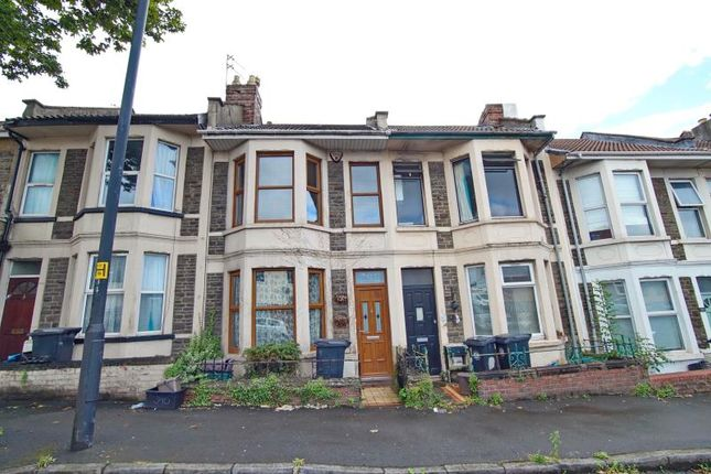 Thumbnail Terraced house to rent in Whitehall Road, Whitehall, Bristol