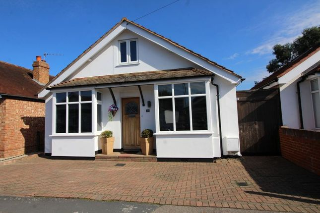 Thumbnail Bungalow for sale in St Pauls Road, Staines Upon Thames