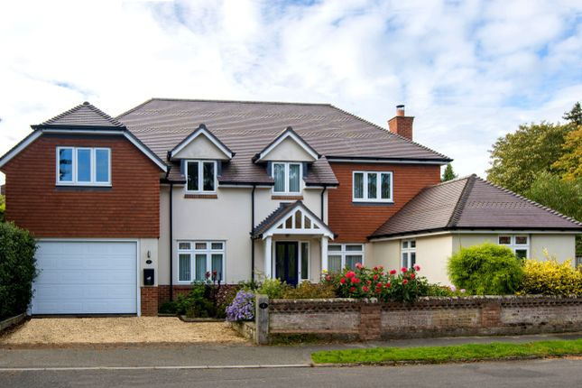 Thumbnail Detached house for sale in Westminster Road East, Branksome Park, Poole, Dorset