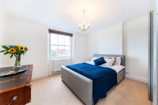 Bedroom of Cornwall Gardens, London SW7