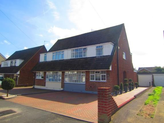 Thumbnail Semi-detached house for sale in Doddinghurst, Brentwood, Essex