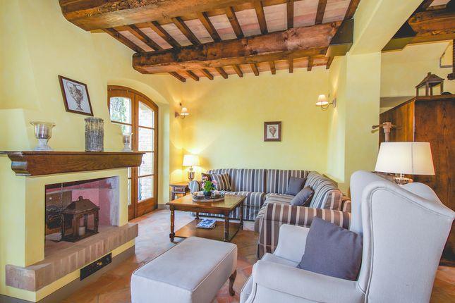 Living Room of Lajatico, Volterra, Pisa, Tuscany, Italy