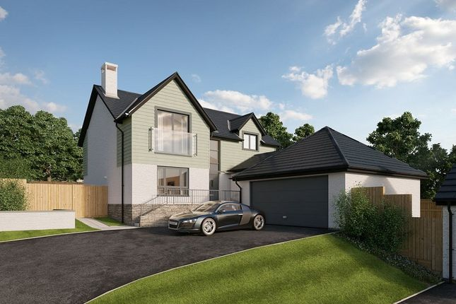 Thumbnail Detached house for sale in The Breaksea, Tuskers Point, Craig-Yr-Eos Avenue, Ogmore-By-Sea, Bridgend.