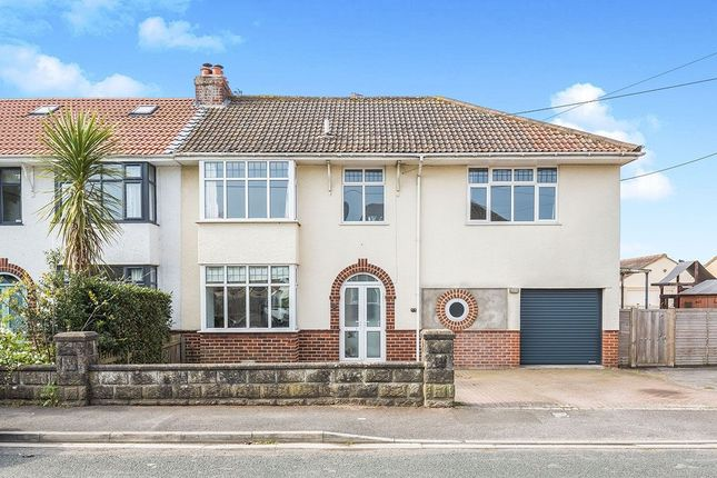 Thumbnail Semi-detached house to rent in Coleridge Vale Road West, Clevedon