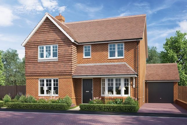 Thumbnail Detached house for sale in Overton Hill, Overton