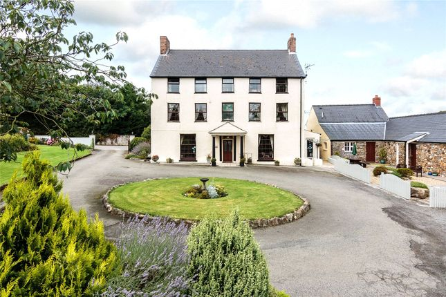 Thumbnail Detached house for sale in Portfield Gate, Nr Haverfordwest, Pembrokeshire