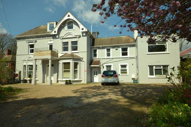 Thumbnail Flat to rent in Hollington Park Road, St. Leonards-On-Sea