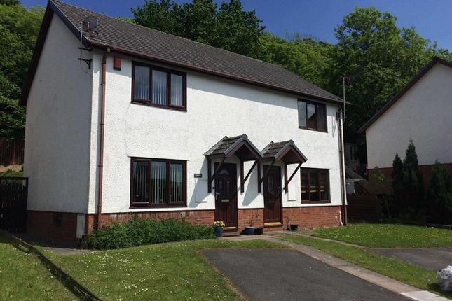 Thumbnail Semi-detached house for sale in Maes Crugiau, Aberystwyth, Ceredigion