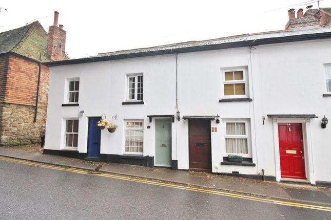 Thumbnail Terraced house to rent in Church Road, Sundridge, Sevenoaks