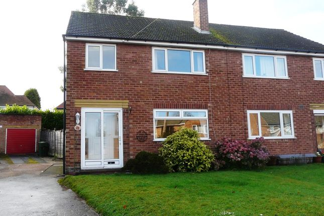 Thumbnail Semi-detached house to rent in Belmont Road, Rednal, Birmingham