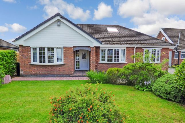 Thumbnail Bungalow for sale in Manifold Drive, High Lane, Stockport
