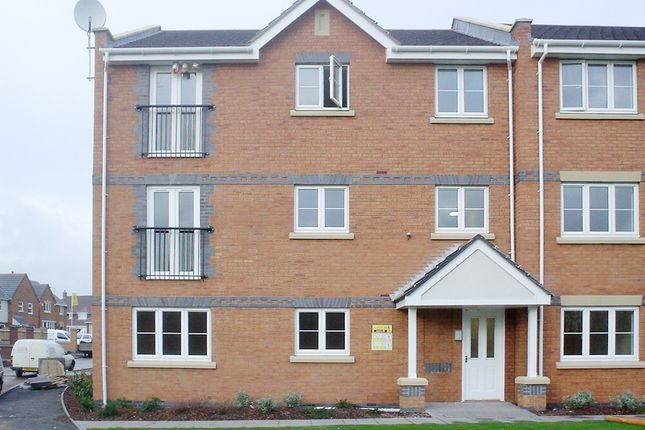 2 bed flat for sale in Moorhen Close, Brownhills, Walsall WS8