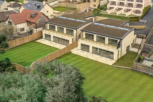 Thumbnail Detached house for sale in Millennium Rise, 148A London Road West, Bath