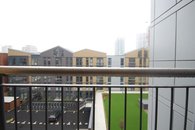 Thumbnail Flat to rent in Arden Gate, Communication Row, Birmingham