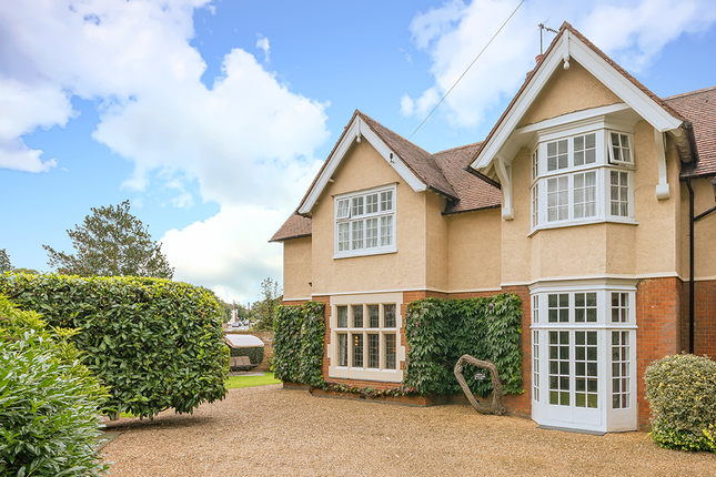 Thumbnail End terrace house for sale in The Bourne, Ware