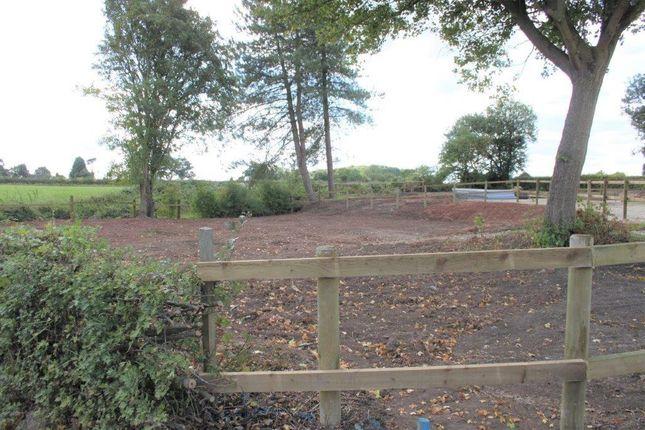 Thumbnail Land for sale in Moor Lane, Kirk Langley, Ashbourne, Derbyshire