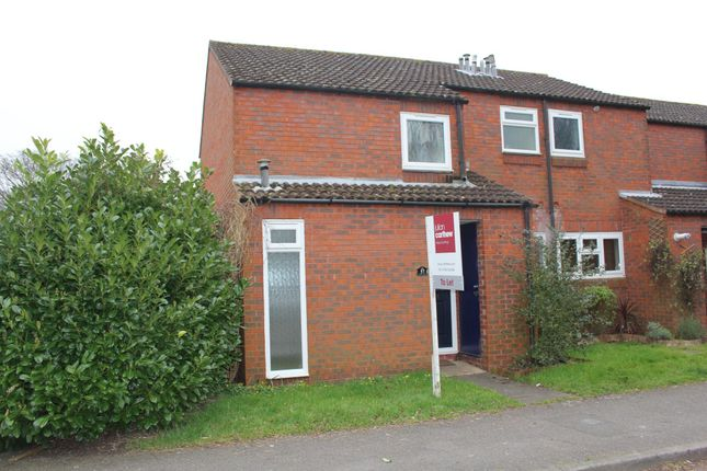 Thumbnail End terrace house to rent in Brooke Road, Princes Risborough