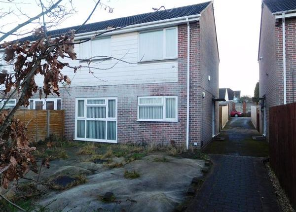 Thumbnail Flat for sale in Dawkins Road, Hamworthy, Poole