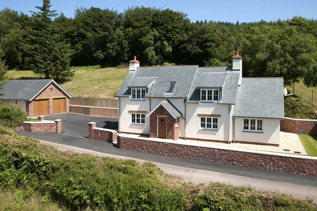 Thumbnail Detached house for sale in Luxborough, Watchet