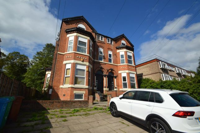 Thumbnail Flat to rent in Holland Road, Manchester