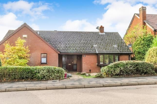 Thumbnail Bungalow for sale in Thomas Flawn Road, Irthlingborough, Wellingborough