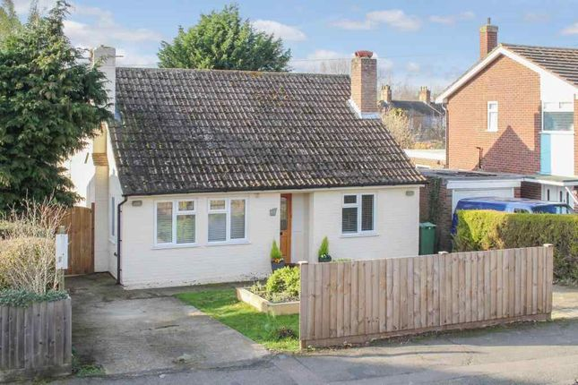 Thumbnail Detached bungalow for sale in Heath Road, Leighton Buzzard