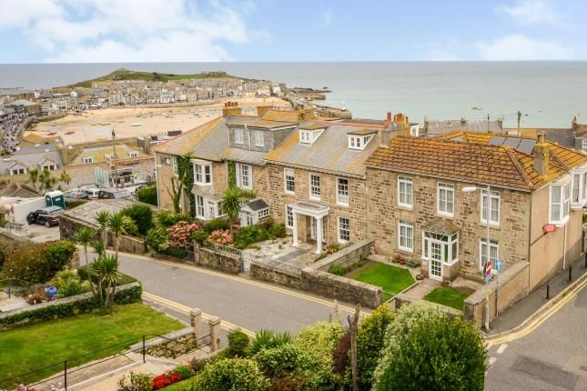 Thumbnail Terraced house for sale in ., St.Ives, Cornwall