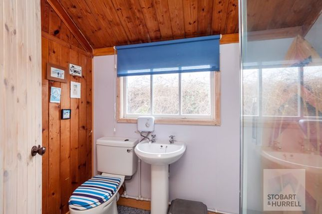 Shower Room of Beach House, Doggetts Lane, Happisburgh, Norfolk NR12