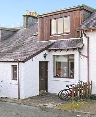 Thumbnail Terraced house for sale in 27/28 Inverarish Terrace, Isle Of Raasay