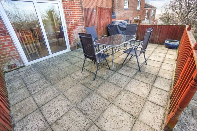 Patio of Bond Road, Southampton SO18